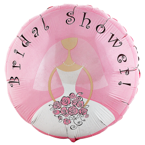 Bride to Be 18'' Foil Balloon 1 copy