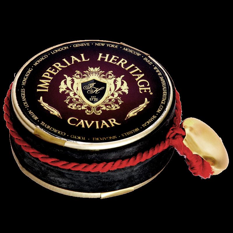 Imperial Heritage Alaska caviar 1