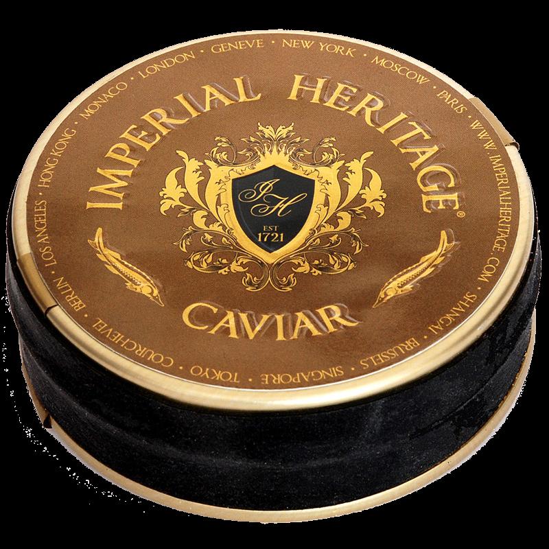 Imperial Heritage Beluga Royal caviar 1