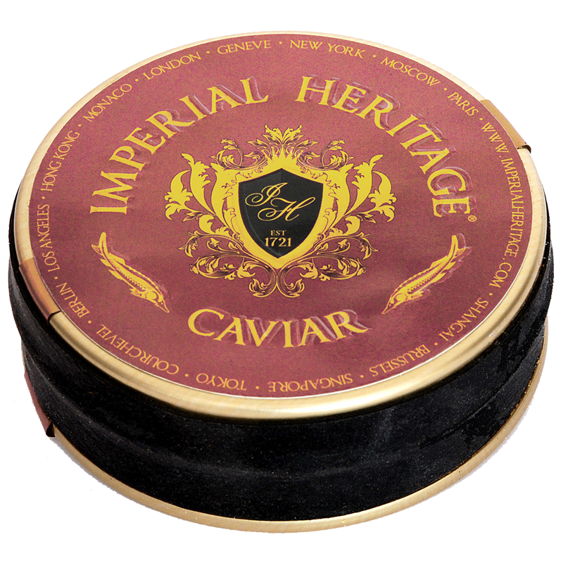 Imperial Heritage Deluxe caviar 1