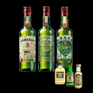 Irish Whiskey Gift Pack 1