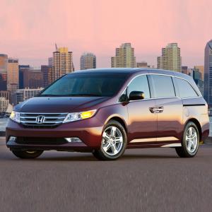 Honda Odyssey 2013 1