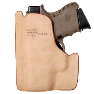Galco Front Pocket Holster Ambidextrous Glock 26 1