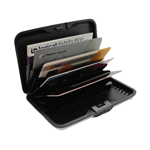 Aluminium RFID Blocking Wallet_1