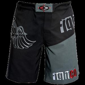 FightCo Wings MMA Shorts 1