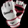 Hayabusa Pro MMA White Gloves 1