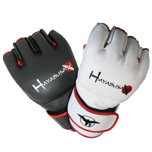 Pro MMA Gloves White Limited Stock 1