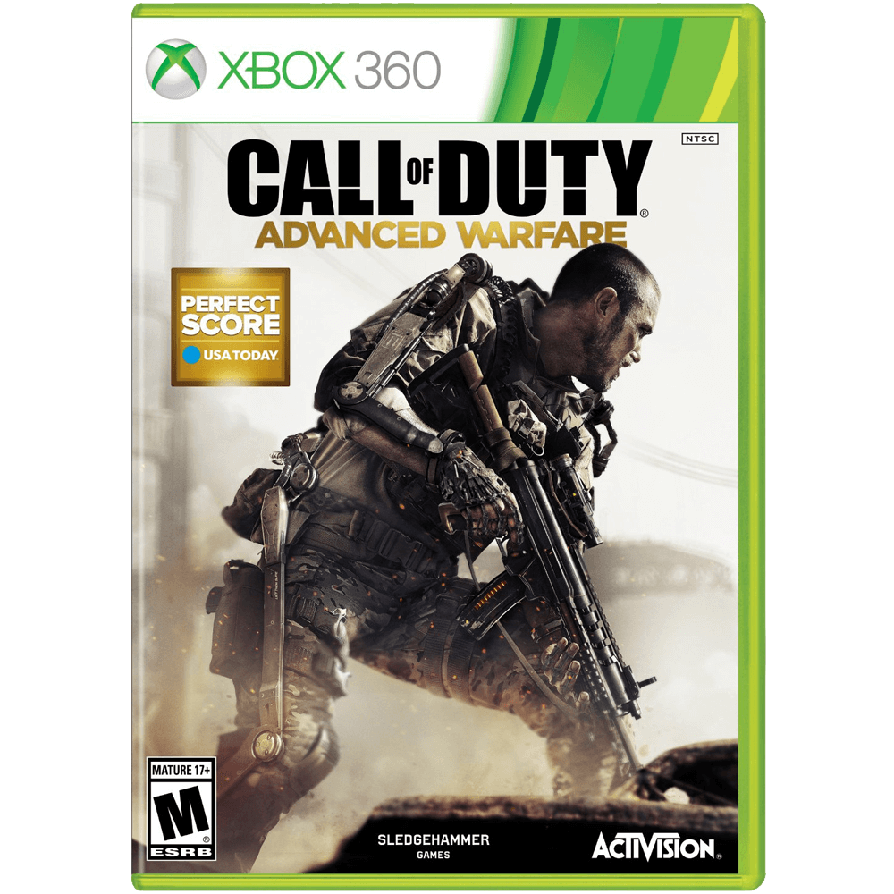 Call of Duty- Advanced Warfare - Xbox 360 1