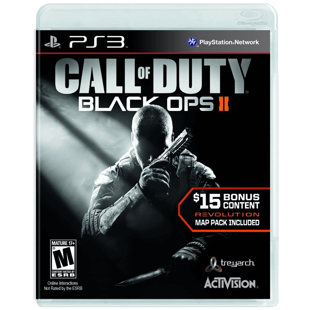 Call of Duty- Black Ops II (Revolution Map Pack Included) - PlayStation 3 1