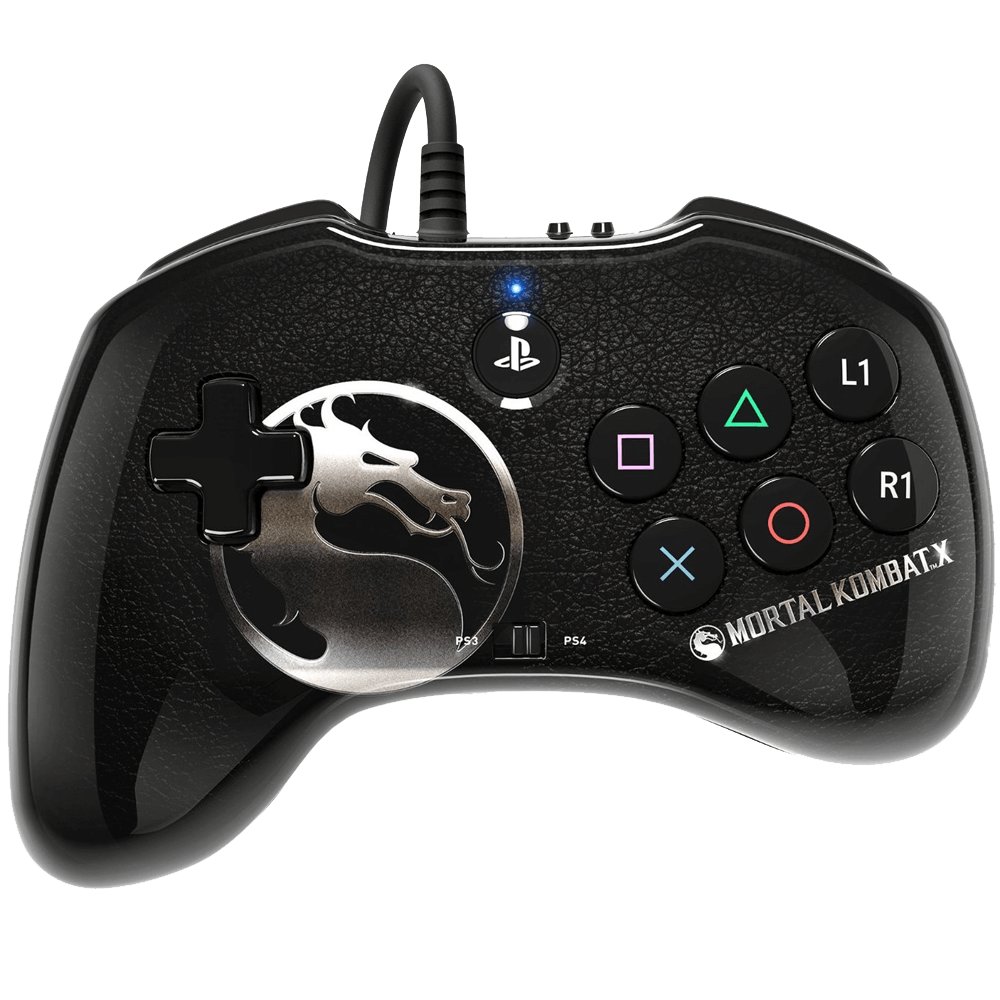 Mortal Kombat X Fight Pad for PlayStation 4 and PlayStation 3 1