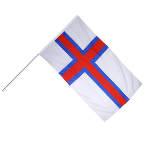 Faroe Islands 3ft x 5ft Nylon Flag 3