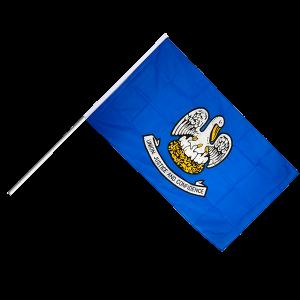 Louisiana 3ft x 5ft Nylon Flag 3