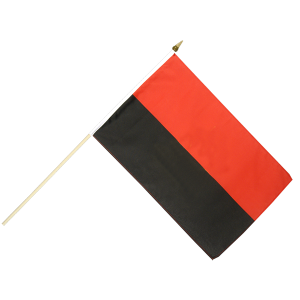 Ukrainian Rebel Army 3ft x 5ft Nylon Flag 3