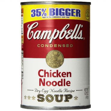Campbell's Chicken Noodle...