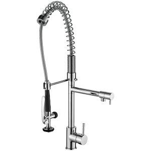 Kraus Pre Rinse Single Handle Single Hole Bar Faucet_1