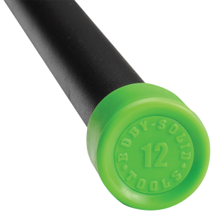 Body-Solid Body-Solid Tools Padded Weighted Bar_3