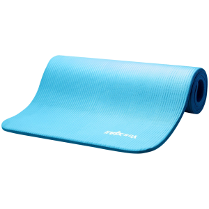 Extra Thick Exercise Yoga Mat with Carry Strap_4
