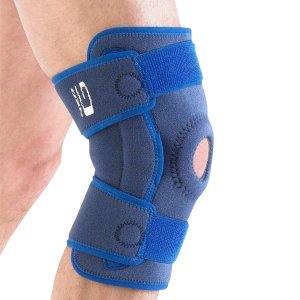 Neo G Medical Grade VCS Advanced Hinged Open Patella Knee Brace_1