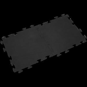 Rubber-Cal Armor-Lock (Fitness) Interlocking Rubber Tiles_1