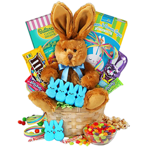 Art-of-Appreciation-Gift-Baskets-Somebunny-Special-Easter-Bunny-Sweets-Tower,-Pink_02