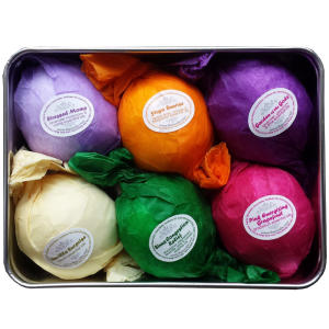 Bath Bombs Gift Set 1