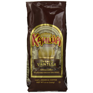 Kahlua Gourmet Ground Coffee French Vanilla 12 Ounce 1
