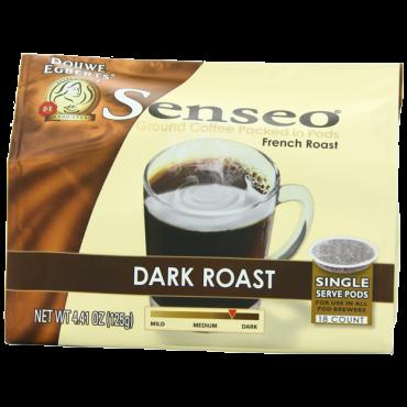 Senseo Coffee Pods Dark Roast 18 Count