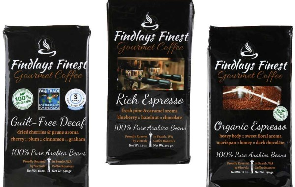 Guilt Free Decaf by Findlays Finest Gourmet Coffee