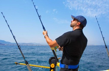 Importance of fishing insurance