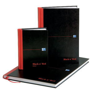Oxford-Black-n'-Red-A5-Casebound-Hardback-Notebook_4
