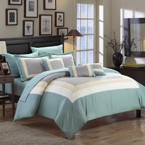 Chic-Home-7-Piece-Ballroom-Comforter-Set-with-Shams-and-Decorative-Pillows,-Queen,-Blue_06