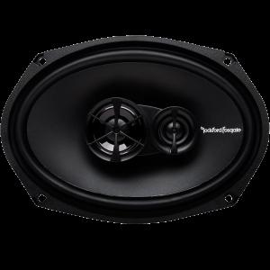 Rockford Fosgate R169X3 Prime 6 x 9 Inch 3-Way Full-Range Coaxial Speaker 2