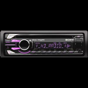 Sony CDXGT710HD Digital Media CD Car Stereo Receiver 1