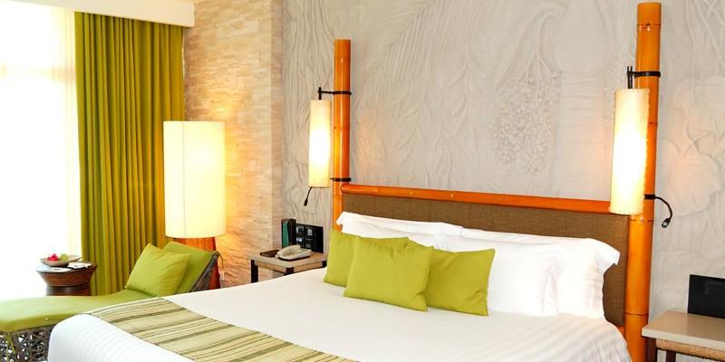 Apartment of the luxury hotel, Pattaya, Thailand