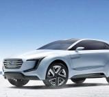 Subaru VIZIV concept 2014