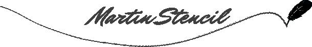 Martin Stencil