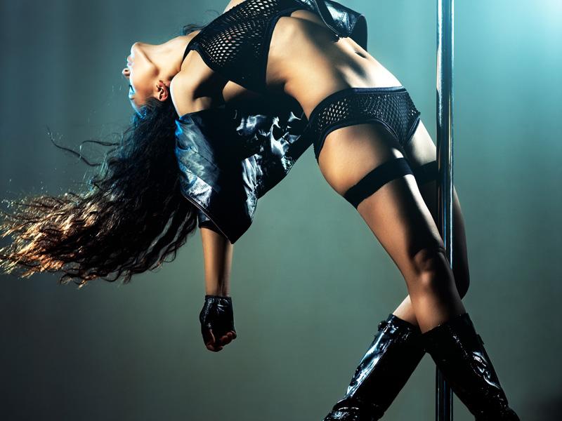 Образ для эротического танца фото 12