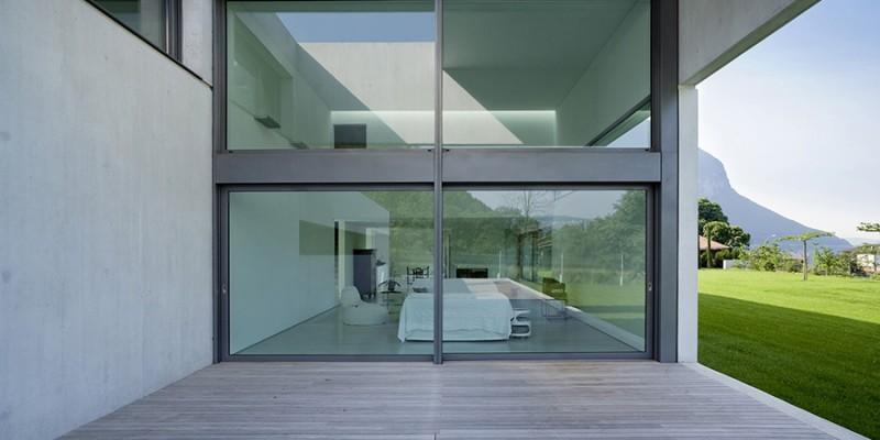 modern house, exterior