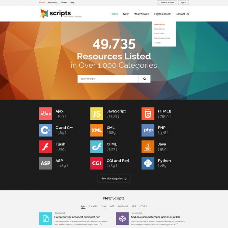 Demo Preview for Cherry Framework Free WordPress Theme WordPress ...