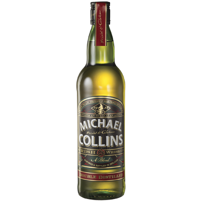 michael collins irish whiskey - 500×500